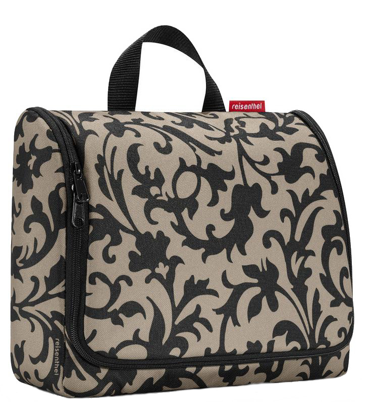 Reisenthel 'Toiletbag XL' baroque/taupe