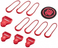 "Coocazoo ""Matchpatch Classic"" ribbon red"