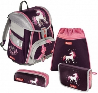 "Step by Step ""Unicorn"" Touch 2 Schulranzenset 4tlg"