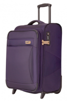 Titan 'Royal' 2-Rad-Trolley erweiterbar 50cm 2,1kg 39/47l purple