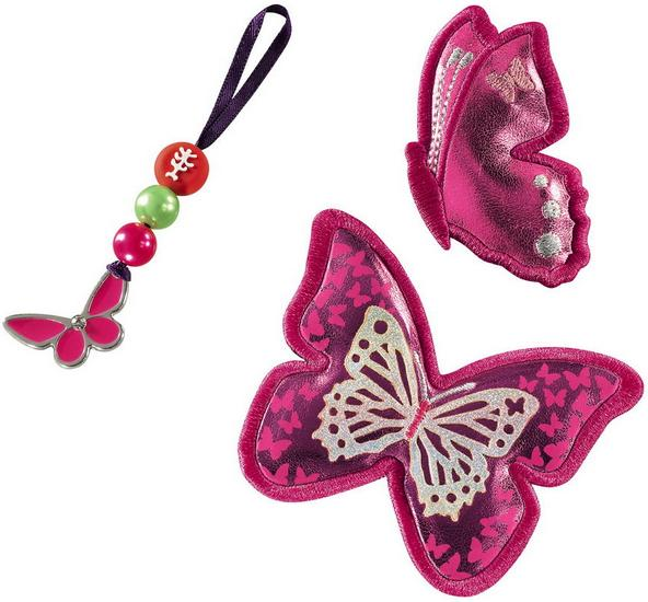 Step by Step 'Magic Mags' Wechselmotive für Shiny Butterfly
