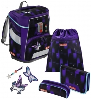 "Step by Step ""Pegasus Dream"" Space Schulrucksack-Set 5tlg."
