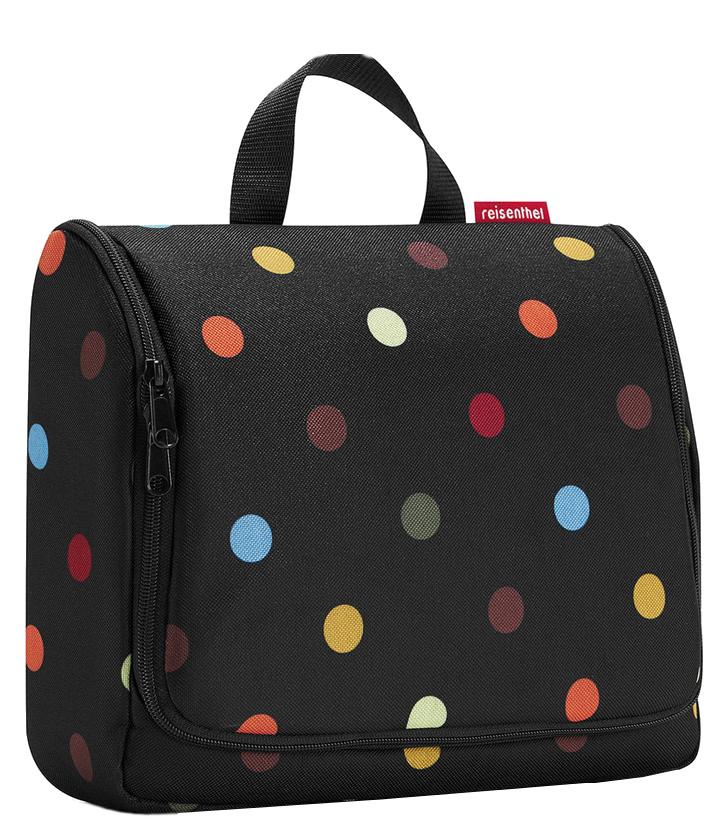 Reisenthel 'Toiletbag XL' dots