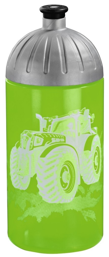Step by Step 'Green Tractor' Trinkflasche 0,5l