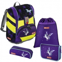 "Step by Step ""Pegasus Dream""  2in1 DIN Schultaschenset 4tlg"