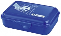 Step by Step 'Soccer Team' Lunchbox mit herausnehmbarer Trennwand 0,9l