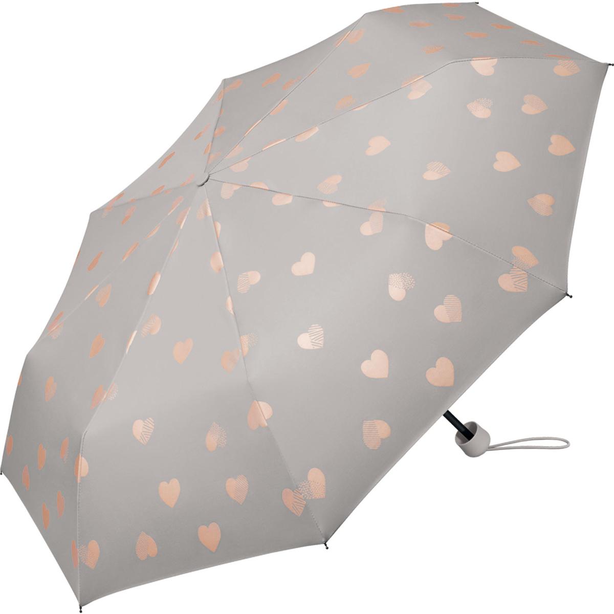 Bellevory Damenshopper Tasche mit Vorfach und zwei Henkel nude