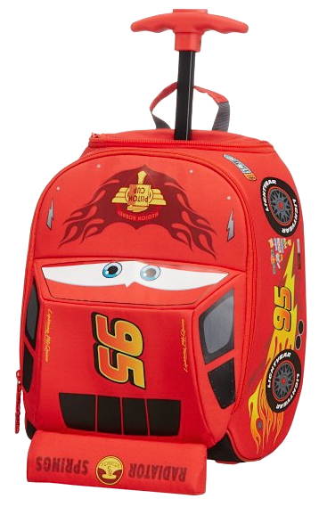 Samsonite 'Disney Ultimate' Cars Classic School Trolley