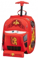 "Samsonite ""Disney Ultimate"" Cars Classic School Trolley"