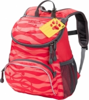Jack Wolfskin 'Little Joe' Kinderrucksack 11L flamingo