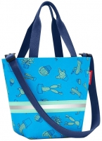 Reisenthel Shopper Kids XS cactus blue