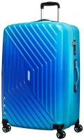 "American Tourister ""Air Force 1"" 4-Rad Spinner 76cm 4,1kg 96,5/111l gradient blue"
