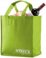 STRECK Shoppingbag 27l hellgrün