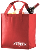 STRECK Shoppingbag 27l rot