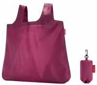 "Reisenthel ""Mini Maxi Shopper Pocket"" 15l damson"