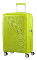 "American Tourister ""Soundbox"" 4-Rad Spinner 67cm 3,7kg 71,5/81l tropical lime"