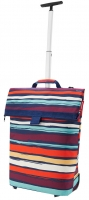 "Reisenthel ""Trolley M"" bis 10kg 43l artist stripes"