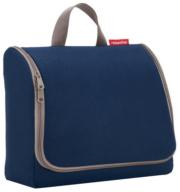 Reisenthel 'Toiletbag XL' dark blue
