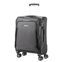 "Samsonite ""X Blade 3.0"" 4-Rad Trolley Spinner 55cm 38,5l 2,6kg grey-black"