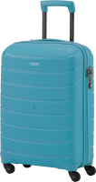 Titan 'Limit' 4-Rad Trolley Polypropylen 55cm 2,9kg 39l aqua blue