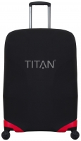 Titan 'Luggage Cover' für Trolley 77cm in schwarz