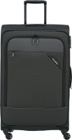 Travelite 'Derby' 4-Rad Trolley 77cm erweiterbar 3,5kg 102l/115l anthrazit