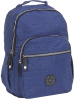 "New-Rebels ""Crincle"" Rucksack ocean blue"