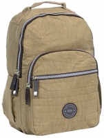 "New-Rebels ""Crincle"" Rucksack khaki"
