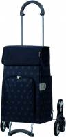 "Andersen ""Lizzy"" Treppensteiger Shopper 43l 40kg Tragkraft MADE IN GERMANY blau"