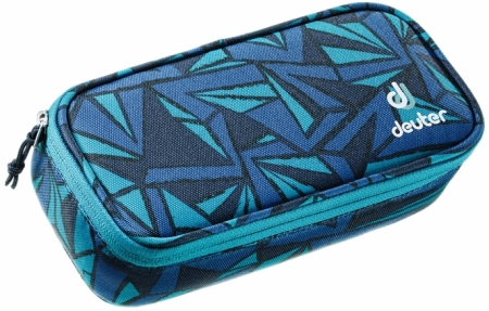 Deuter 'Pencil Case' midnight zigzag