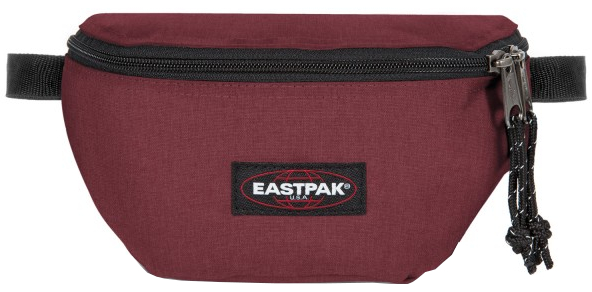 Eastpak 'Springer' Gürteltasche 2L crafty wine