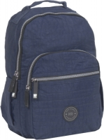 "New-Rebels ""Crincle"" Rucksack navy"