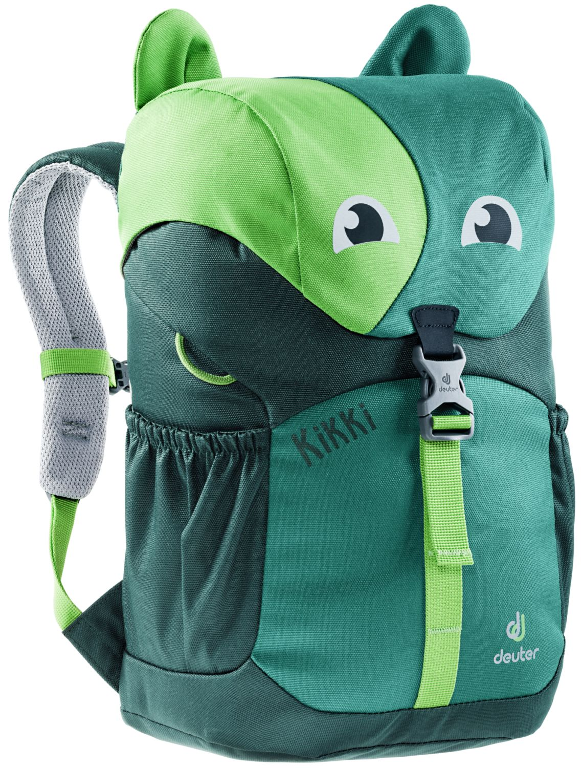 Deuter 'Kikki' Kinderrucksack 300g 8l alpinegreen-forest