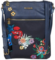 "Desigual ""Bols Surprise Ghana"" Damentasche navy"