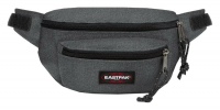 "Eastpak ""Doggy Bag"" Gürteltasche 3L black denim"