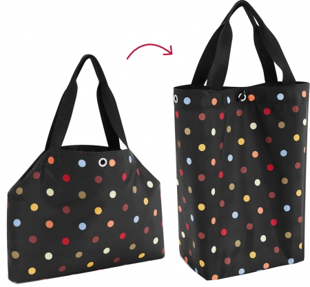 "Reisenthel ""Changebag"" 15l/35l erweiterbar dots"