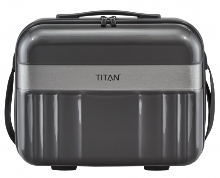 "Titan ""Spotlight Flash"" Beautycase 21Liter 1,4KG anthrazit"