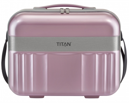 "Titan ""Spotlight Flash"" Beautycase 21Liter 1,4KG Wild Rose"
