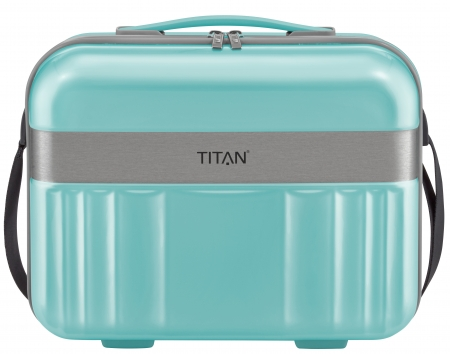 "Titan ""Spotlight Flash"" Beautycase 21Liter 1,4KG mint"