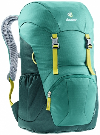 Deuter 'Junior' Kinderrucksack 18L 420g alpinegreen-forest