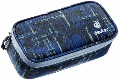 Deuter 'Pencil Case' navy crash