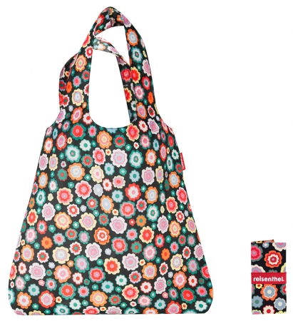 "Reisenthel ""Mini Maxi Shopper"" 15l happy flowers"
