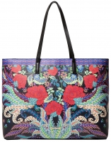 "Desigual ""Bols Feather Redmond"" Damenshopper core"