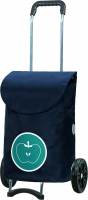 "Andersen ""Hava"" Campus Shopper 39l 40kg Tragkraft MADE IN GERMANY türki blau"