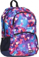"New-Rebels ""Allstar Range"" Rucksack Hearts 2"