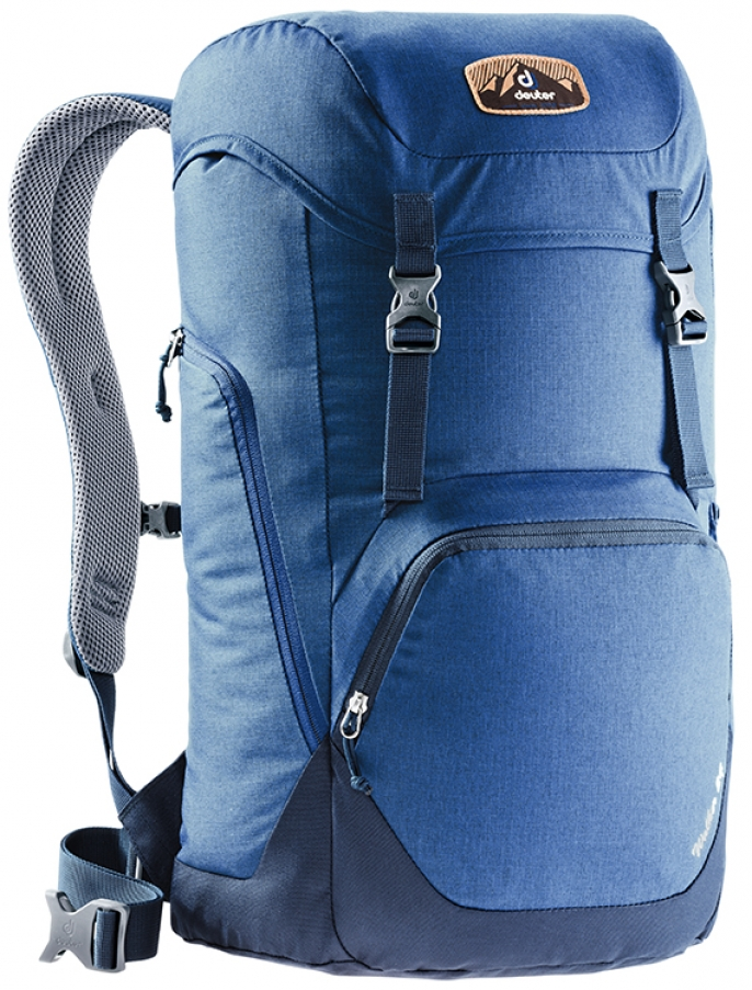 Deuter 'Walker 24' Rucksack 780g 24L steel-navy