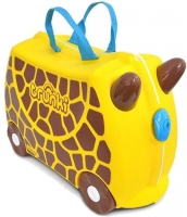"Trunki ""Gerry Giraffe"" Ride-on suitcase Kindertrolley"