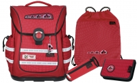 "McNeill ""Lucky"" Schulrucksackset Ergo Light Pure 4tlg."