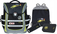"McNeill ""Rescue"" Schulrucksackset Ergo Light Pure 4tlg."