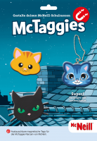 McNeill 'Cat' McTaggie-Set 3tlg.